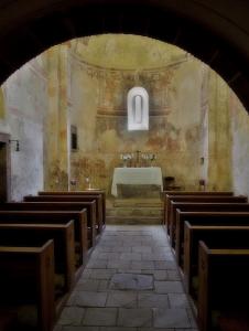 Stříbrná Skalice - Rovná - Románský kostel sv. Jakuba Většího_20