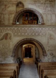 Stříbrná Skalice - Rovná - Románský kostel sv. Jakuba Většího_21