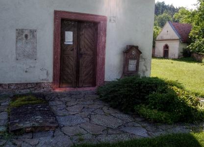 Stříbrná Skalice - Rovná - Románský kostel sv. Jakuba Většího_5