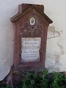 Stříbrná Skalice - Rovná - Románský kostel sv. Jakuba Většího_6
