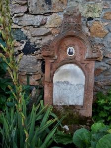 Stříbrná Skalice - Rovná - Románský kostel sv. Jakuba Většího_9
