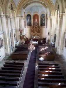 Studená Loučka - Kostel sv. Maří Magdaleny_17
