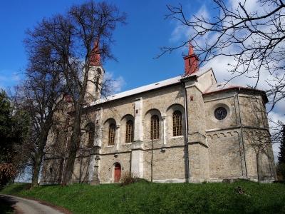 Studená Loučka - Kostel sv. Maří Magdaleny_29