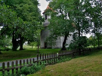 Těšíkov - Kostel sv.Vavřince_1