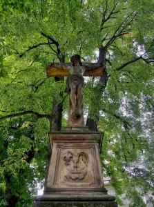 Těšíkov - Kostel sv.Vavřince_2