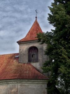 Těšíkov - Kostel sv.Vavřince_6