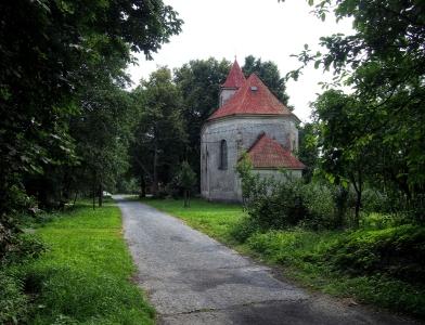 Těšíkov - Kostel sv.Vavřince_9